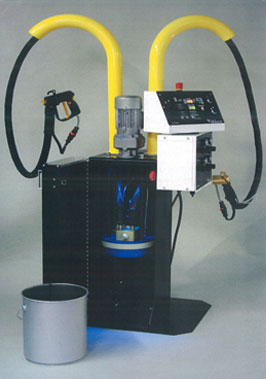 Hot melt pail pump